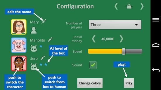 Europoly 1.2.4 Screenshots 3