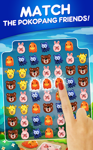 POKOPOKO The Match 3 Puzzle screenshots 1
