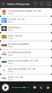 Philippines Radio Stations Online – Philippines FM 2.3.2 Mod APK Updated Android 3