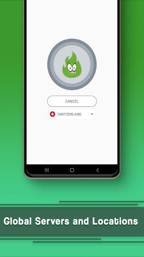 VPN Free - GreenNet Unlimited Hotspot VPN Proxy  screenshots 2