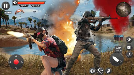 Télécharger Gratuit jeux de tir commando 2020 - pistoleta me shok apk mod screenshots 6