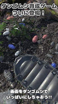 ダンゴムシといっしょ - 癒し系放置育成ゲームのおすすめ画像1