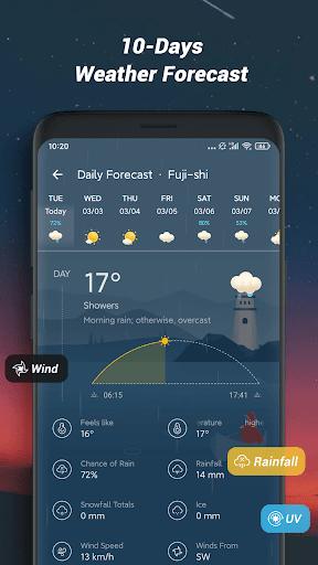 Local Weather Forecast - Radar map 1.1.2 Screenshots 3