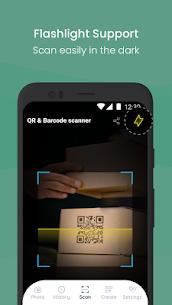 QR code reader & Barcode Scanner (QR Code Scanner) 5