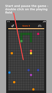 Snake on cells For Android 2