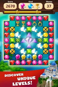 Jewels Planet – Free Match 3 & Puzzle Game 9