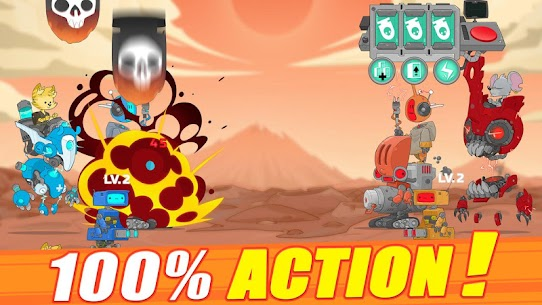 Robot Fighter : Epic Battles Hack Online [Android & iOS] 1