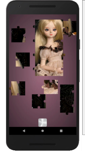 Cute Dolls Jigsaw And Slide Puzzle Game 1.51.7 screenshots 3