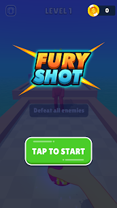Fury Shot 3D: Paralyze Them All 0.7 1
