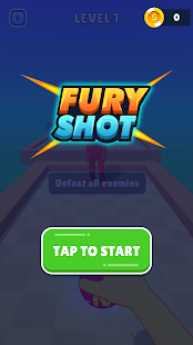 Fury Shot 3D: Paralyze Them All 1.1 screenshots 1