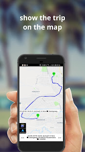 GPS Time Tracker - Logbook