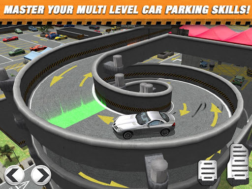 Multi Level Car Parking Game 2 android2mod screenshots 15