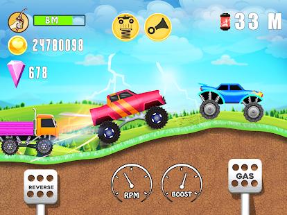 Monster Truck Games-Kids Games 3.2 screenshots 1