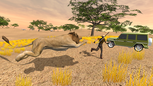 Safari Hunting 4x4  screenshots 2