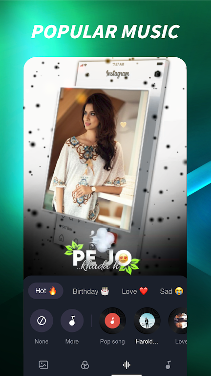 mAst - Video Status Maker App  poster 5