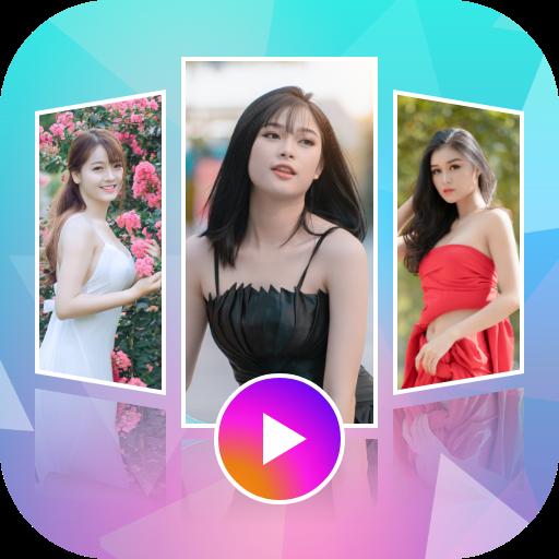 Video Maker com foto e música