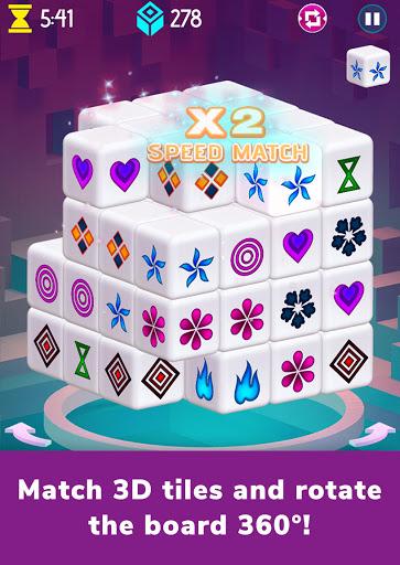 Mahjongg Dimensions - Original Mahjong Games Free  screenshots 2