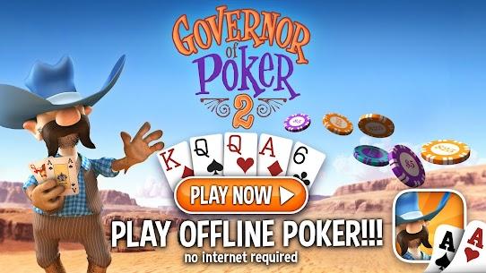 Governor of Poker 2 Premium v 3.0.18 (Mod Money) 1