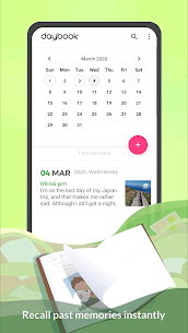 Daybook – Diary, Journal, Note Mod Apk (Premium Unlocked) 4