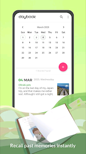 Daybook – Diary, Journal, Note, Mood Tracker [v5.35.0] APK Mod for Android logo