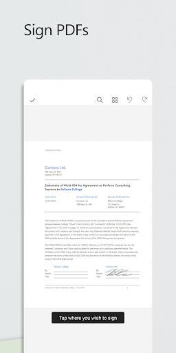 Microsoft Office: Word, Excel, PowerPoint & More apktram screenshots 8