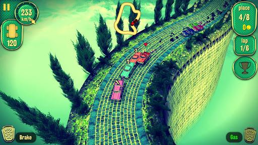 vertigo racing screenshot 1