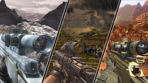 Mountain Sniper Shooting: 3D FPS 8.3.5 screenshots 2