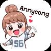 Korean Kpop Idol Meme for WhatsApp WaStickerApps