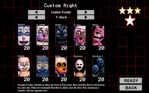 Five Nights at Freddy's: SL  screenshots 24