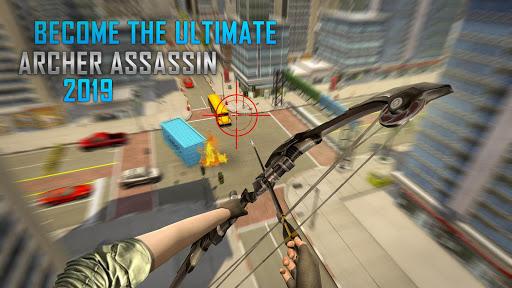 Assassin Archer Shooting Games  screenshots 7