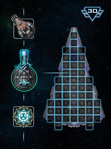 Space Arena: Build a spaceship & fight 2.9.7 screenshots 2