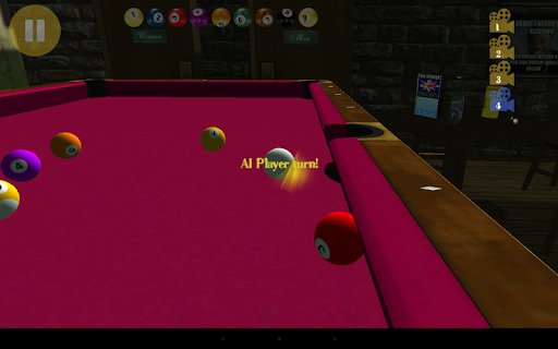 Pocket Pool 3D For PC Windows (7, 8, 10, 10X) & Mac Computer Image Number- 11