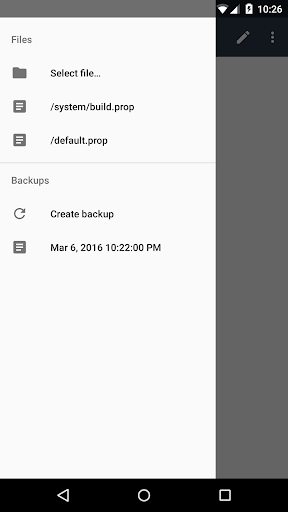 BuildProp Editor 2.2.13.0 Screenshots 5