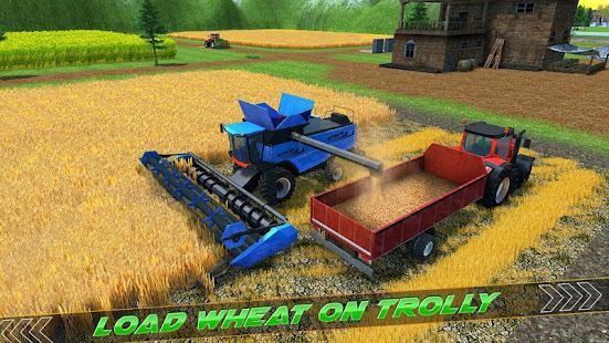 Farming Tractor Simulator 2021: New Games 2021 1.22 Screenshots 1