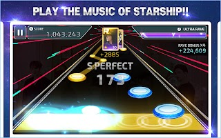 SuperStar STARSHIP