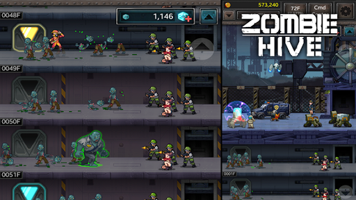 Zombie Hive  screenshots 1