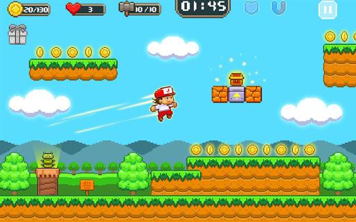 Super Jim Jump - pixel 3d 3.6.5026 screenshots 9