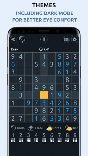 Sudoku Genius - sudoku free games  screenshots 4