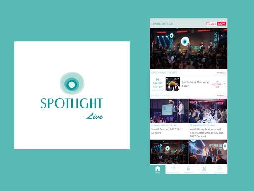 Spotlight Live  Screenshots 6