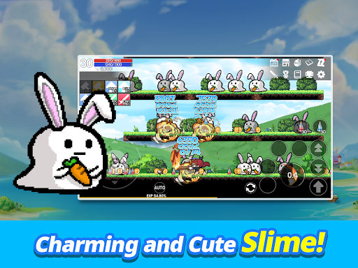 Slime RPG 2 - 2D Pixel Dungeon  screenshots 12