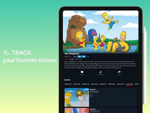 Foto do StreamlineWatch: Guide for Shows Netflix, Hulu...