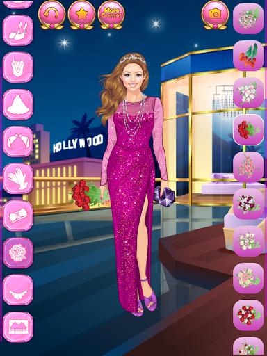 Red Carpet Dress Up Girls Game 1.4 Screenshots 14