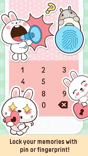 Niki: Cute Diary App 4.2.5 Screenshots 1