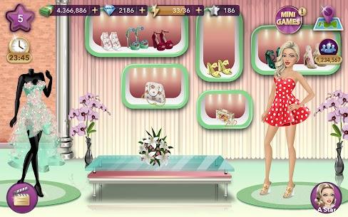 Hollywood Story: Fashion Star MOD APK 10.4.9 (Unlimited Crystal) 12