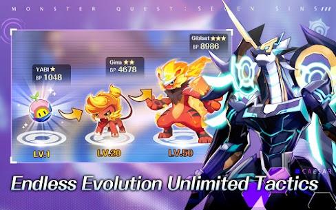 Monster Quest MOD Apk 1.0.5 (Unlimited Money) 3