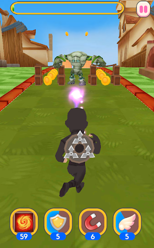 Ninja Hero Run apkdebit screenshots 19