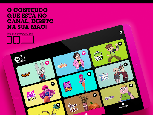Cartoon Network android2mod screenshots 8