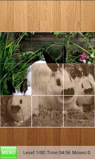 rabbits jigsaw puzzles screenshot 1
