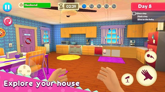 Mother Simulator: Happy Virtual Family Life 6
