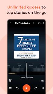 Storytel: Audiobooks and Ebooks 7.0.7 Screenshots 18